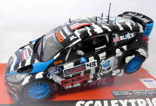 FORD FIESTA WRC BLOCK EDUCA