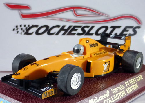 MCLAREN MERCEDES F1 TEST CAR Nº 8 LTD.ED.1000 U. REF. C2204A  HORNBY