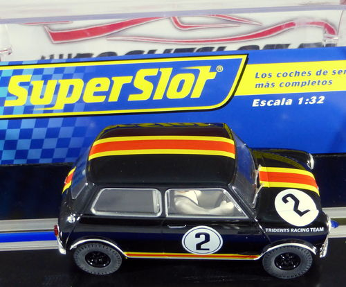 MINI COOPER TOURING CAR LEGENDS Nº2 REF.S3586C SUPERSLOT
