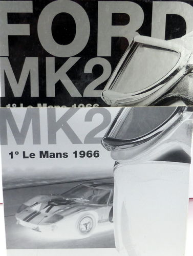 FORD MKII 1º LE MANS 1966 REF.08014 W-05 FLY