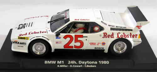 BMW M1 24H.DAYTONA 1980 REF.88315 FLY