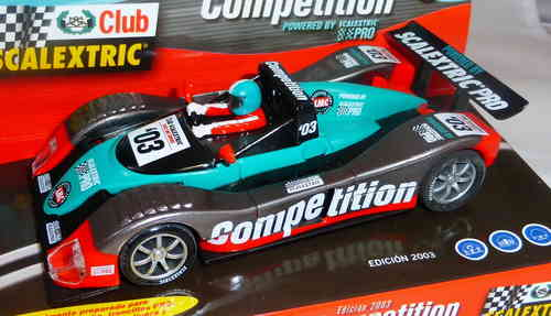 CLUB SCALEXTRIC 2003 PRO REF.6134 TECNITOYS