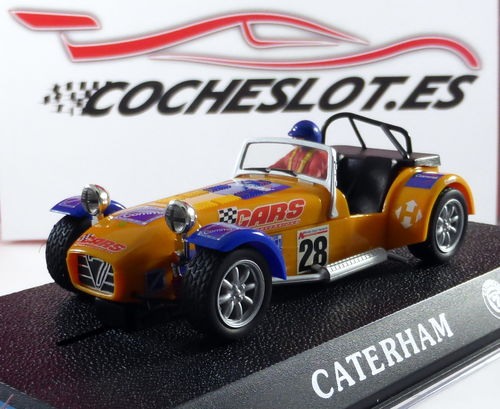 CATERHAM 7 COMMA Nº28 REF.C2231 SUPERSLOT