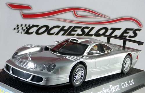 MERCEDES CLK RACER 2000 SPECIAL CLUB REF.C2254 SUPERSLOT SCALEXTRIC UK