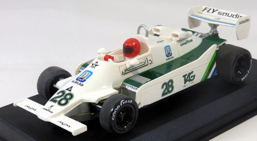 WILLIAMS FW 07 ALTAYA DUELO MITICOS