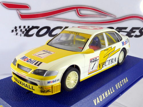 OPEL VECTRA VAUXHALL BLANCO LTD.ED. SUPERSLOT REF.2631
