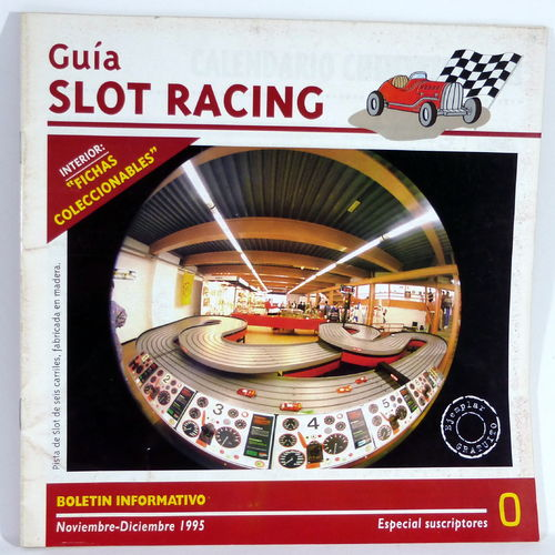 COLECCION REVISTAS GUIA SLOT RACING 1º EDICION