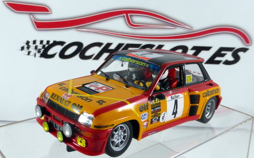 RENAULT 5 TURBO CALBERSON RAGNOTTI FLY REF.88179 A-1204