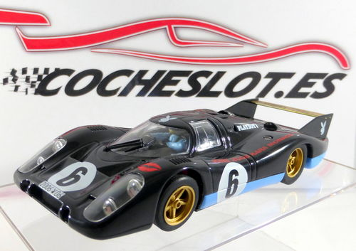 Porsche 917 Playboy Collection 06 Kara Monaco June 2006 Ref. 99051 FLY