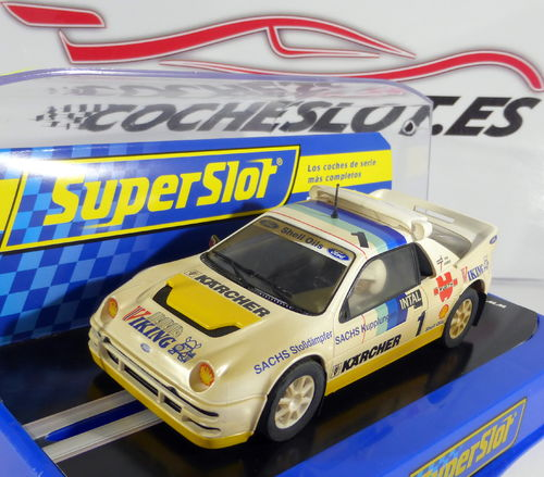 FORD SIERRA RS 200 KARCHER SUPERSLOT