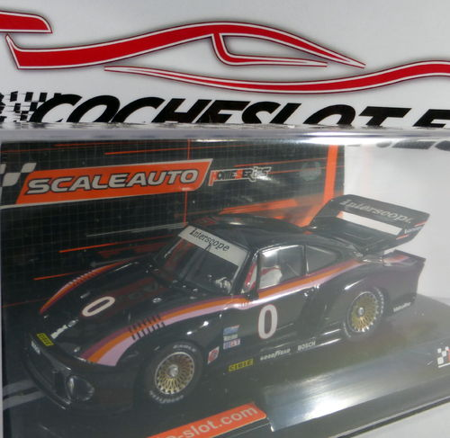 PORSCHE 935 INTERSCOPE 24h DAYTONA 1979 Nº0 WINNER SERIES REF.6047 SCALEAUTO