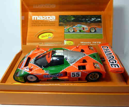 MAZDA 787B LE MANS WINNER 1991 CW06 SLOT.IT