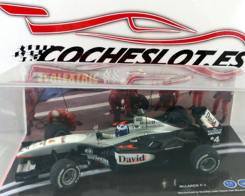 McLaren Mercedes Mp4-16 F1 David REF.6087 TECNITOYS