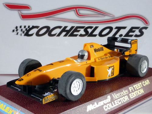 MCLAREN MERCEDES F1 TEST CAR Nº 7 LTD.ED.1000 u. REF. C2204 SUPERSLOT HORNBY