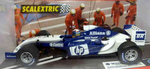 WILLIAMS F-1 FW26 HP REF.6167 TECNITOYS