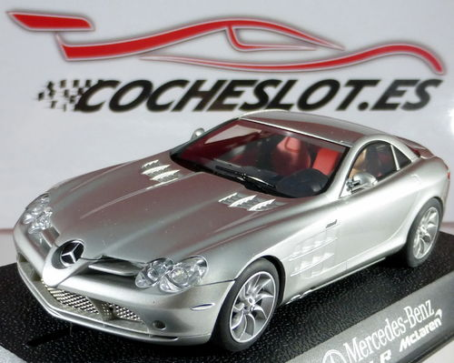 Mercedes Benz SLR McLaren REF.C2632 SUPERSLOT