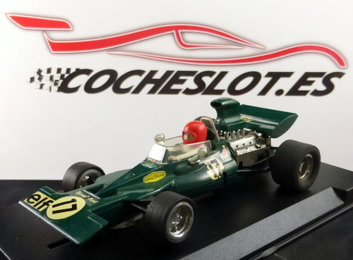 TYRELL FORD F1 REF.C48 VERDE EXIN 1973