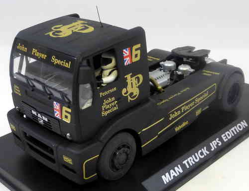 CAMION MAN JPS JOHN PLAYER SPECIAL EDITION FLY SLOT