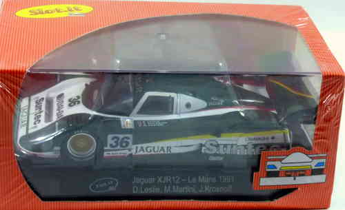 JAGUAR XJR12 SUNTEC LE MANS 1991 REF.CA13D SLOT.IT