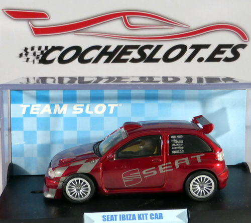 SEAT IBIZA  KIT CAR RACE TUNING REF.10305 TEAMSLOT