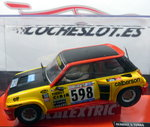 RENAULT 5 TURBO CALBERSON 1º RALLY1979 REF.A10198S300 EDUCA