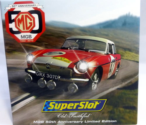MG 50 ANIVERSARIO SUPERSLOT