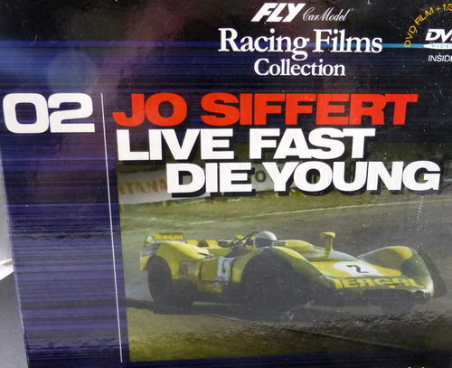 FLY RACING FIMS COLLECTION Nº2 Porsche 908 REF. 99035