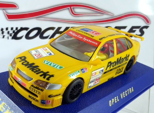 OPEL VECTRA PROMARKT AMARILLO LTD.ED. SUPERSLOT REF.0472