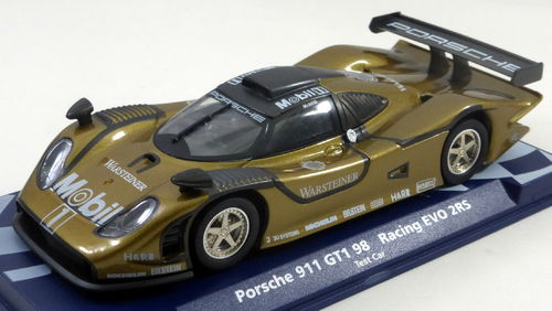 PORSCHE 911 GT1 98 RACING EVO 2RS TEST CAR WARSTEINER REF.A73 FLY