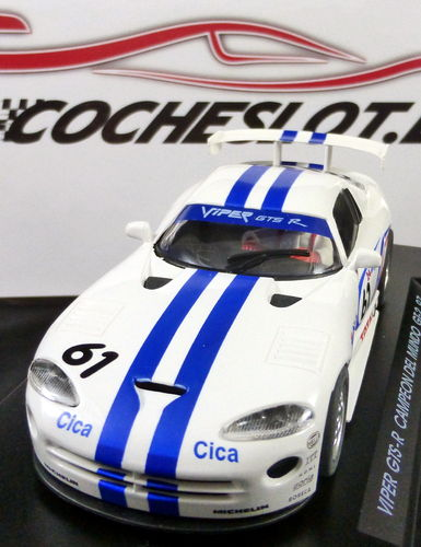 "DODGE VIPER GTS-R  ""WC"" GT 2 REF.A5 FLY"