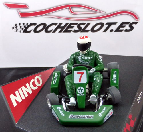"KART F-1 SERIES ""GREEN"" REF.50225 NINCO"
