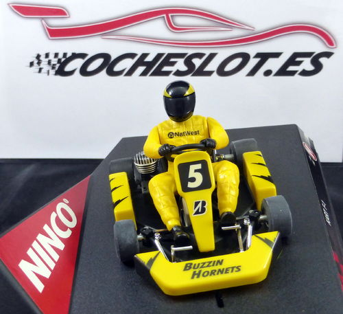 "KART F-1 SERIES ""YELLOW"" REF.50224 NINCO"
