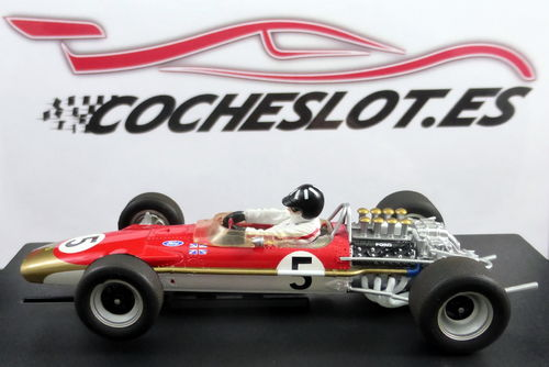 LOTUS TYPE 49 SUPERSLOT PLANETA DE AGOSTINI