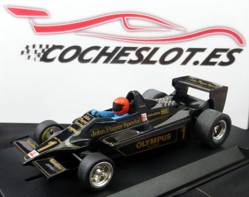 Lotus MK-IV F1	JOHN PLAYER	REF.	8300	EXIN	1990