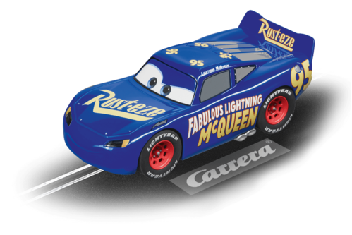 Disney∙Pixar Cars - Fabulous Lightning McQueenREF.27585 CARRERA