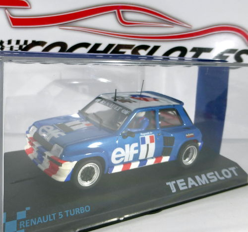 RENAUL 5 COPA TURBO ELF REF.12003 TEAM SLOT