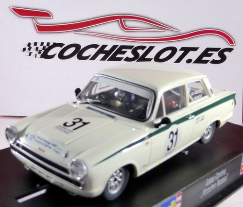 Lotus Cortina  Model Racing REF. 08376 Revell Monogram