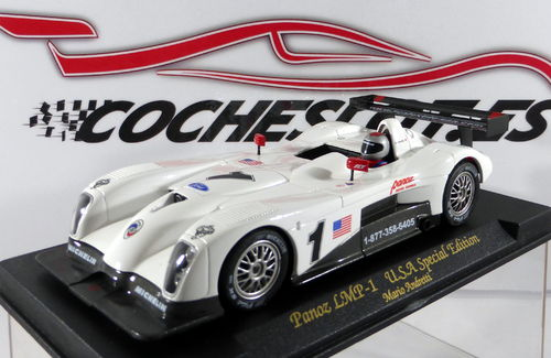 PANOZ LMP-1 U.S.A. SPECIAL EDITION Nº1 REF.E91 FLY