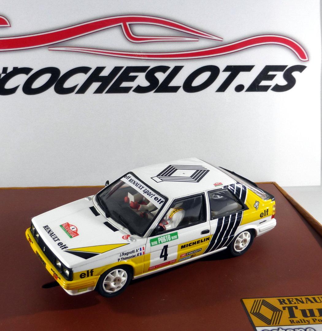 Renault 11 Turbo Rally Portugal 1987 Ref Oc 03 Octane