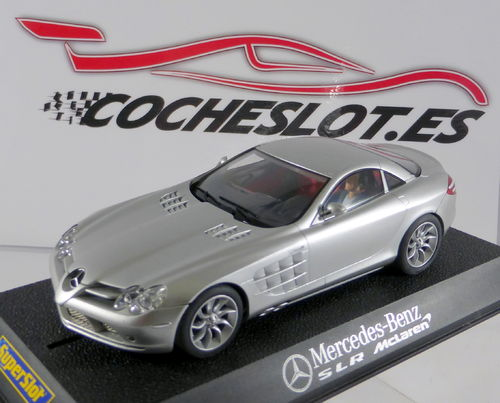 Mercedes Benz SLR McLaren 722 REF. S2632B SUPERSLOT