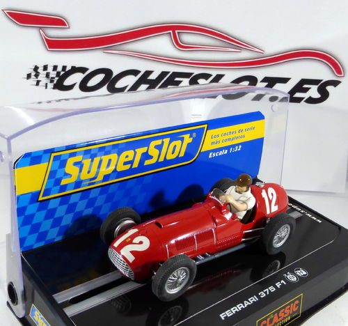 Ferrari 375 nº12 f1 Classic Collection REF, H2803 SUPERSLOT