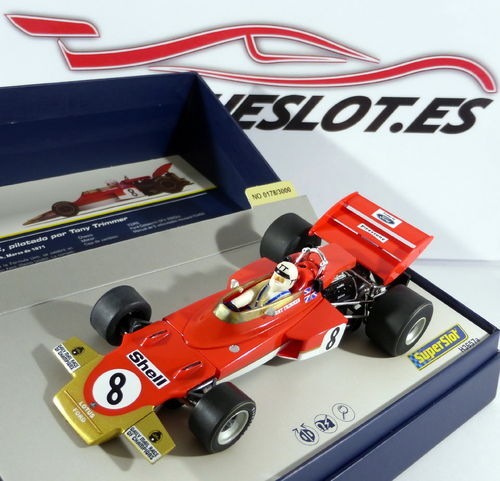 LOTUS 72 TONY TRIMMER SERIE LEGENDS REF. H3657A SUPERSLOT