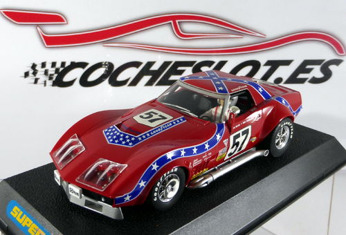 Chevrolet Corvette L88 1972 Nº57 Ref. H2502 SUPERSLOT