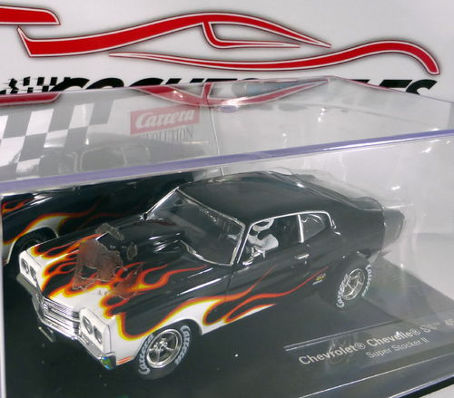 CHEVROLET CHEVELL SS 454 'SUPER STOCKER II' REF.20027580 EVOLUTION CARRERA