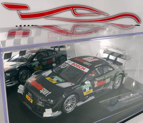 AUDI RS 5 Nº10 DTM REF. 20027542 EVOLUTION CARRERA