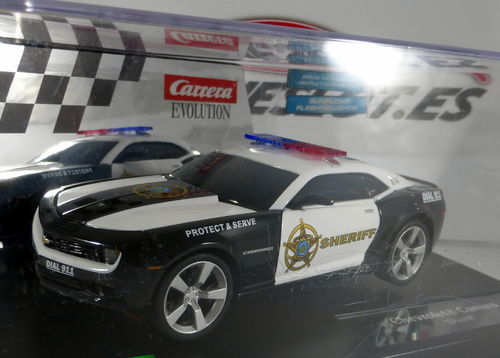 Chevrolet Camaro Sheriff  REF. 20027523 Evolution CARRERA