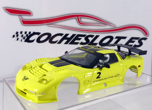 CARROCERIA CORVETTE RACING.FLY