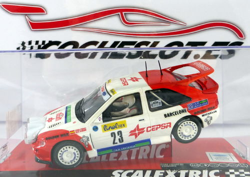 FORD ESCORT RS COSWORTH PURAS-MONTECARLO REF.A10196S300 EDUCA