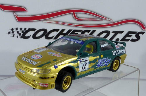 "PEUGEOT 406 "" ESSO ULTRON "" SRS 2REF.83340 TYCO 1997"