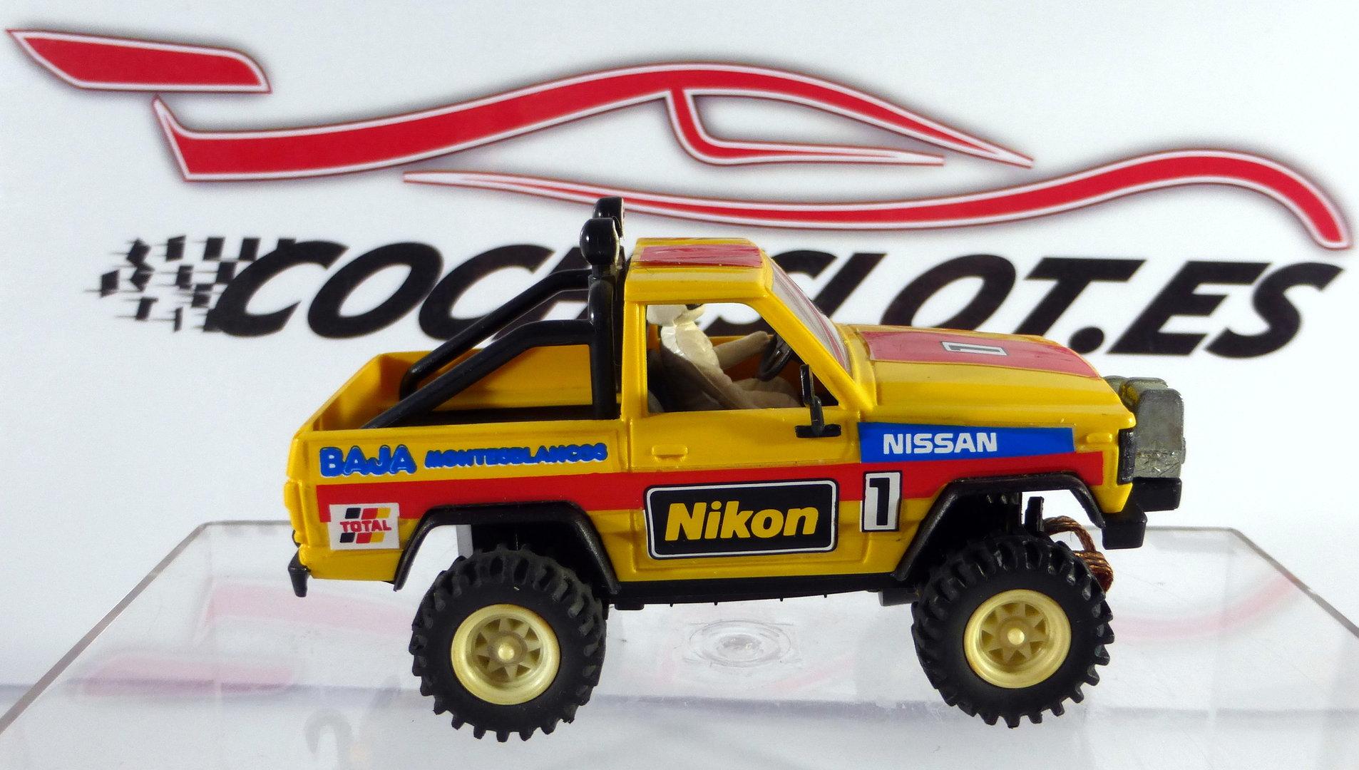 nissan patrol amarillo 1 sts ref 2203 exin 1986 cocheslot es